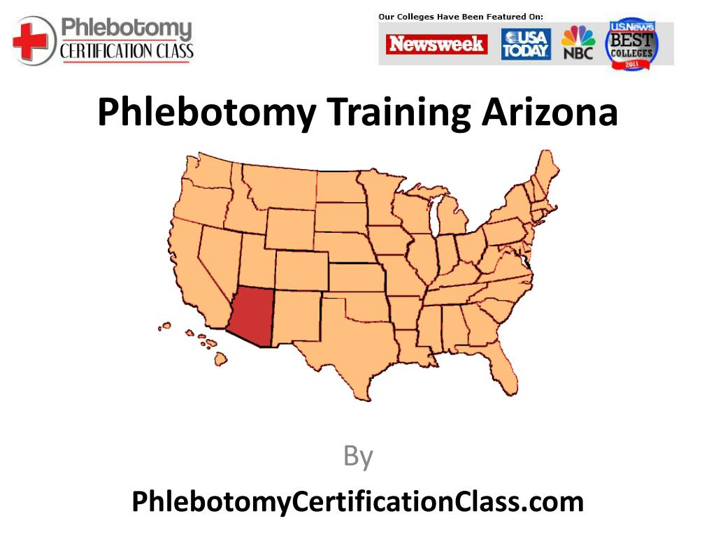 Ppt Phlebotomy Training Arizona Powerpoint Presentation Id415699
