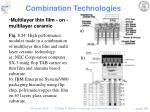 combination technologies