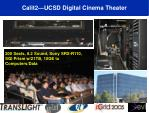 calit2 ucsd digital cinema theater