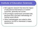 institute of education sciences13
