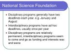 national science foundation7