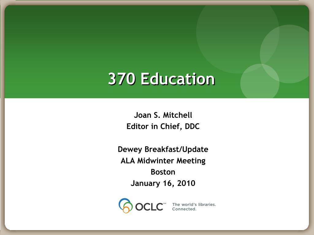 370 education l.