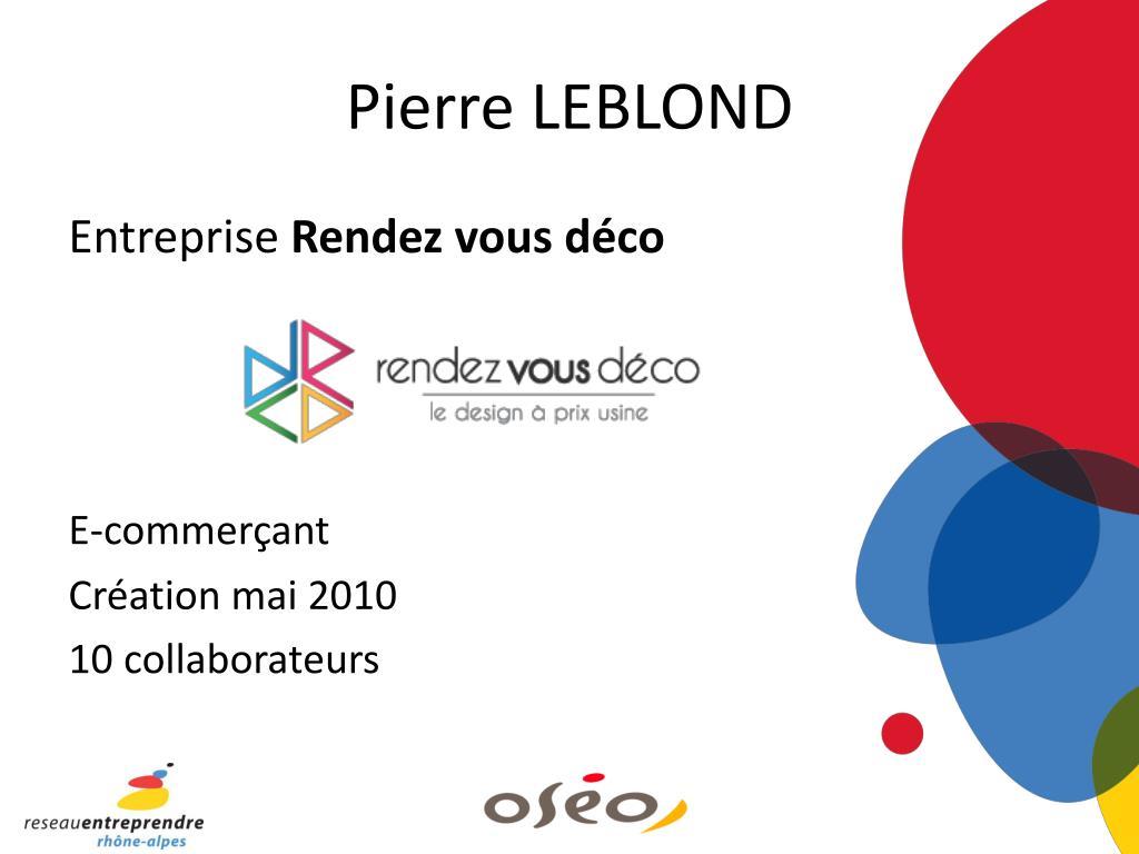 Pierre LEBLOND