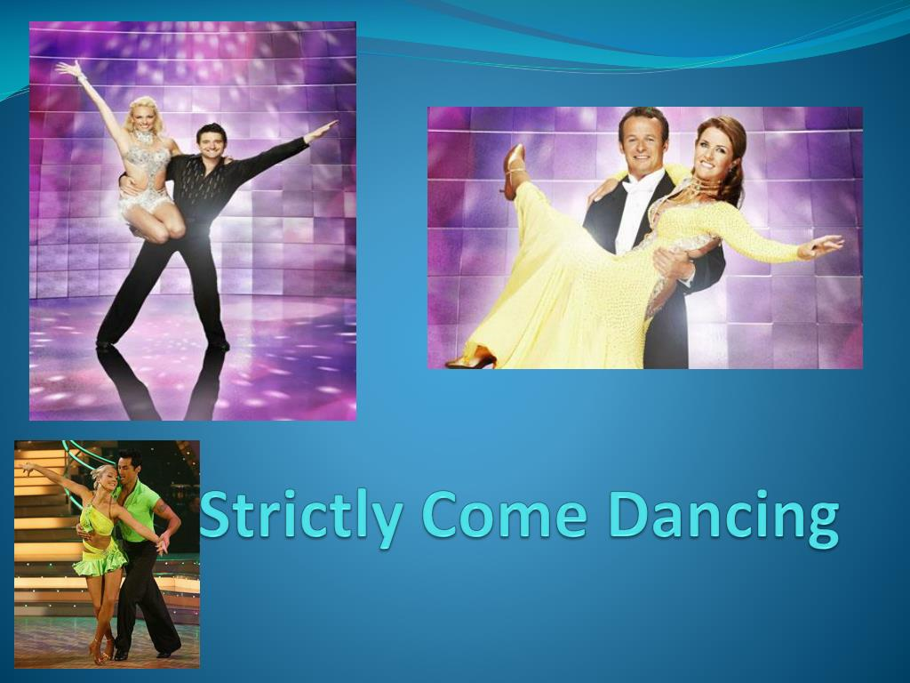 strictly come dancing l.