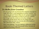 book themed letters14