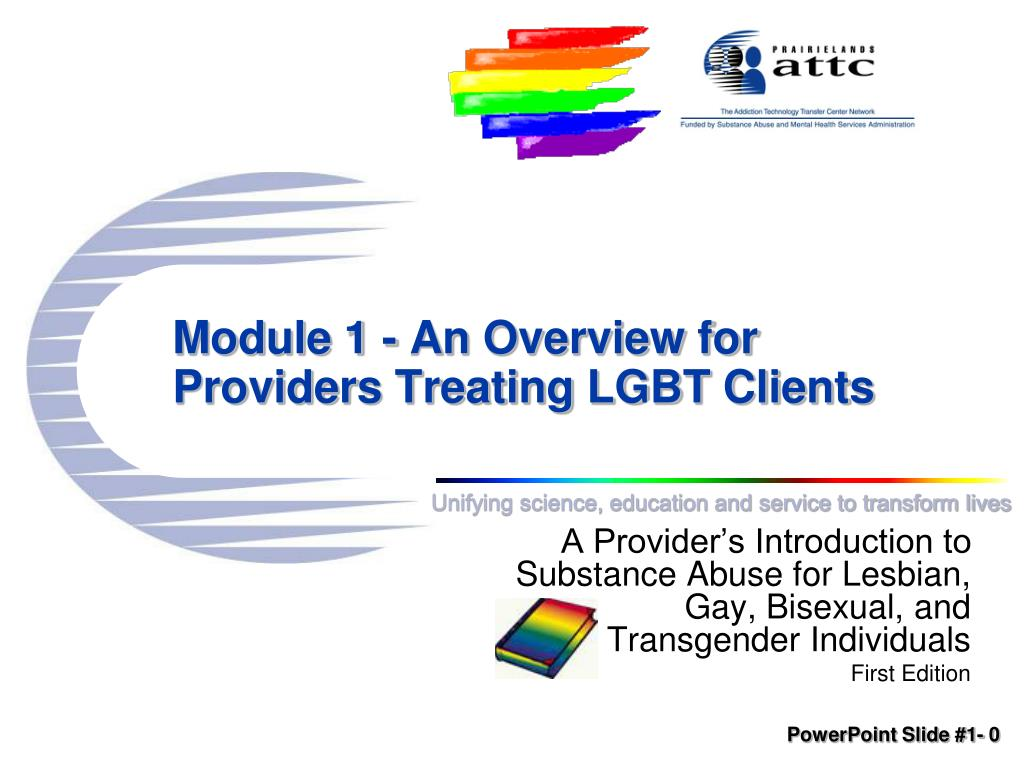 module 1 an overview for providers treating lgbt clients l.