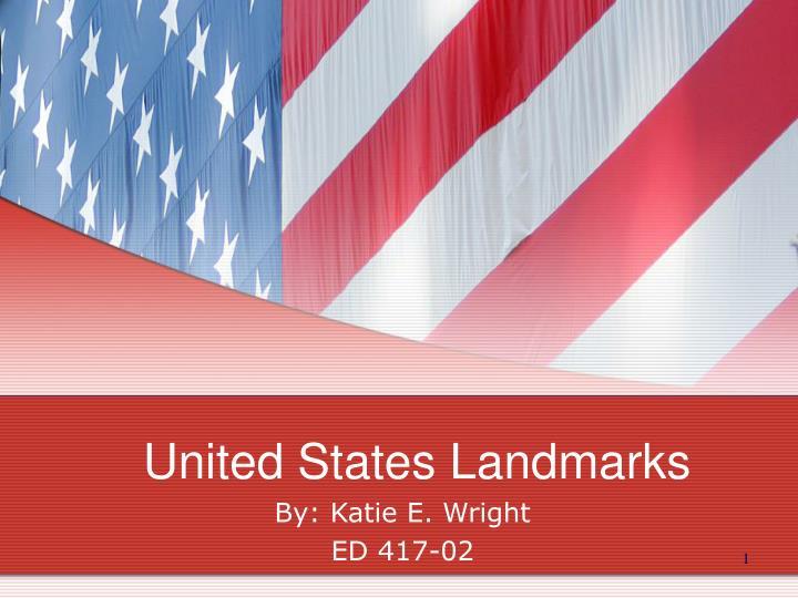 united states landmarks n.