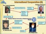 international cooperation 2