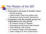 the mission of the sst