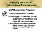 shipping with wood international requirements30
