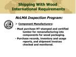 shipping with wood international requirements31