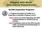 shipping with wood international requirements33
