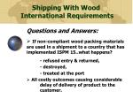 shipping with wood international requirements35