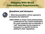 shipping with wood international requirements36