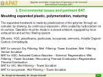 moulding expanded plastic polymerization maturing