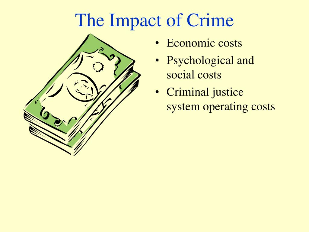 The Impact of Crime