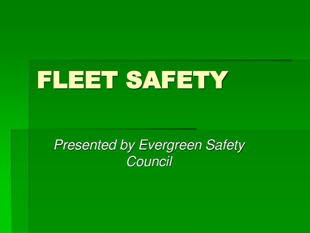 fleet safety l.