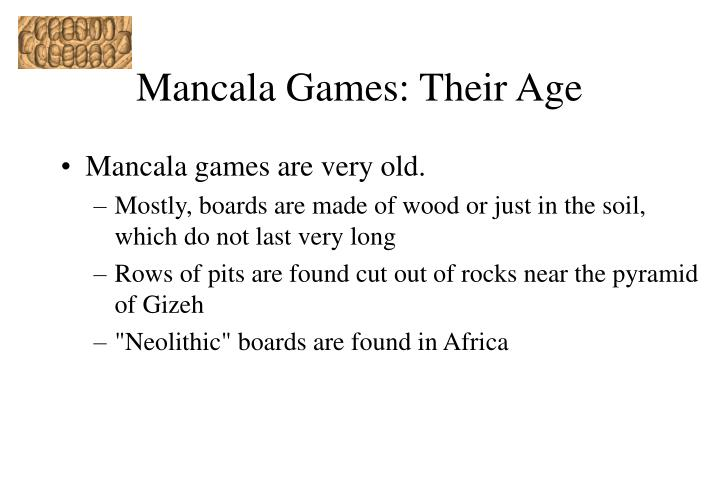 Ppt Mancala Games Powerpoint Presentation Id417234