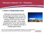 aidmatrix network 101 recipient15