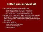 coffee can survival kit9