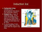 induction ice