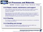 6 4 processes and materials2