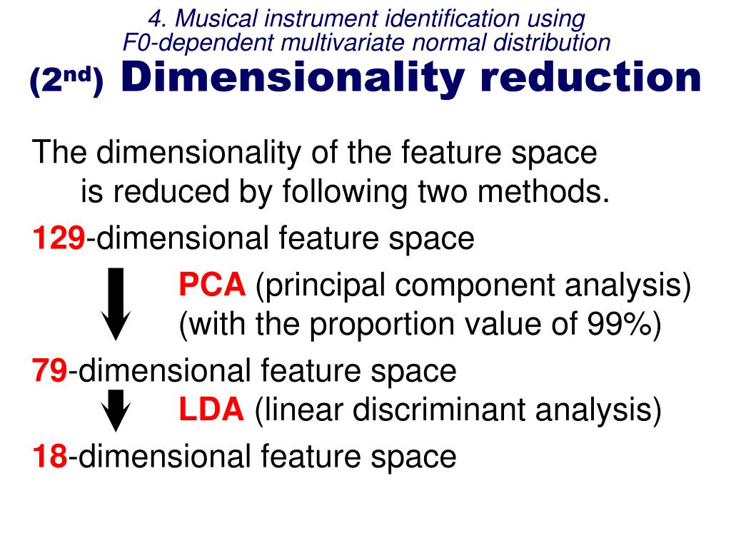 4. Musical instrument identification using