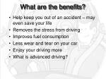 what are the benefits6