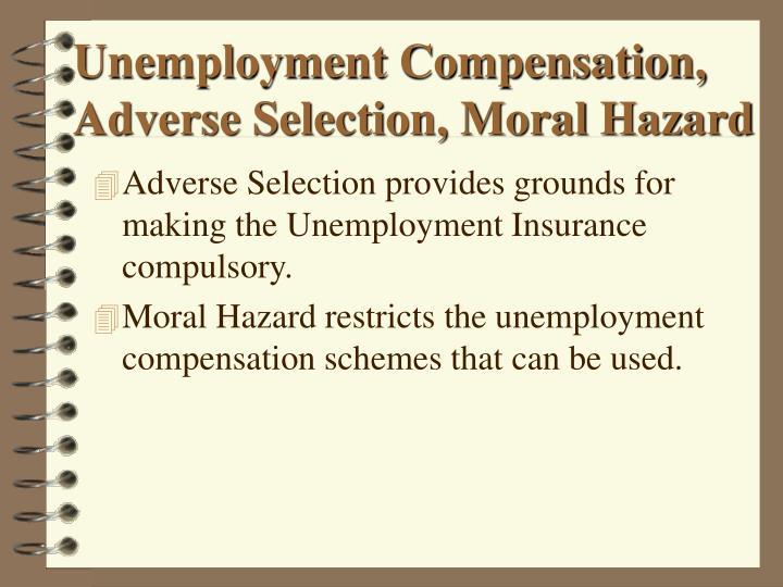 Adverse Selection Car Insurance