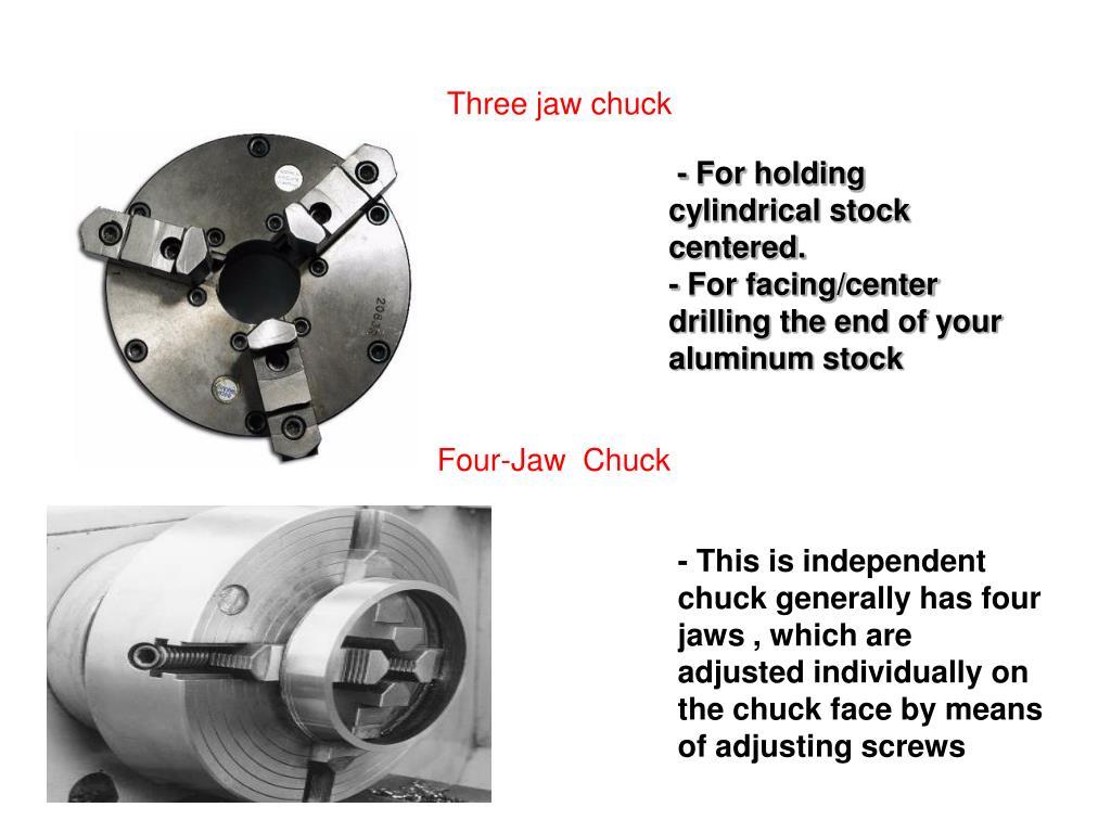 Three jaw chuck