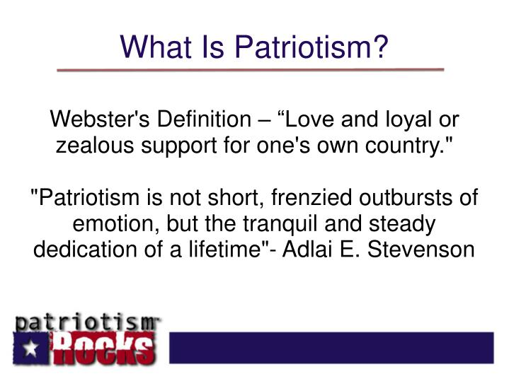patriotism and loyalty In nigeria, genuine patriotism is as difficult to come by as sustained political loyalty if anything, nigerians are loyal only to their own interests, especially in political circles.