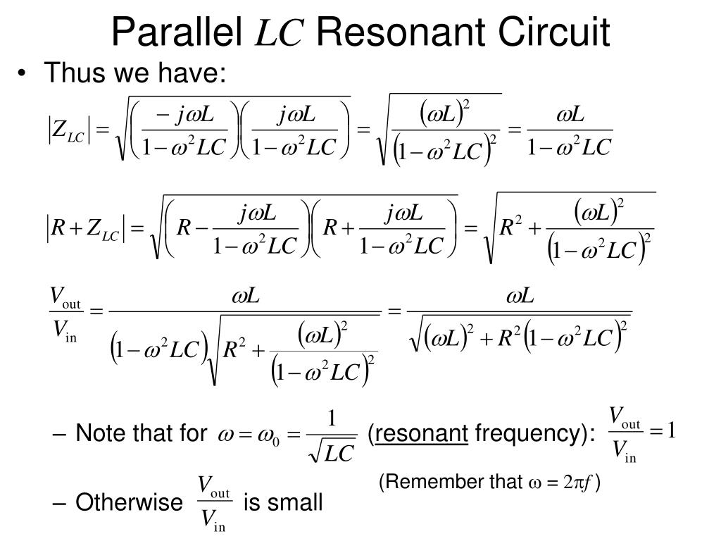 Radio Crystals V Parallel Lc Tuned Circuits For Frequency Selection