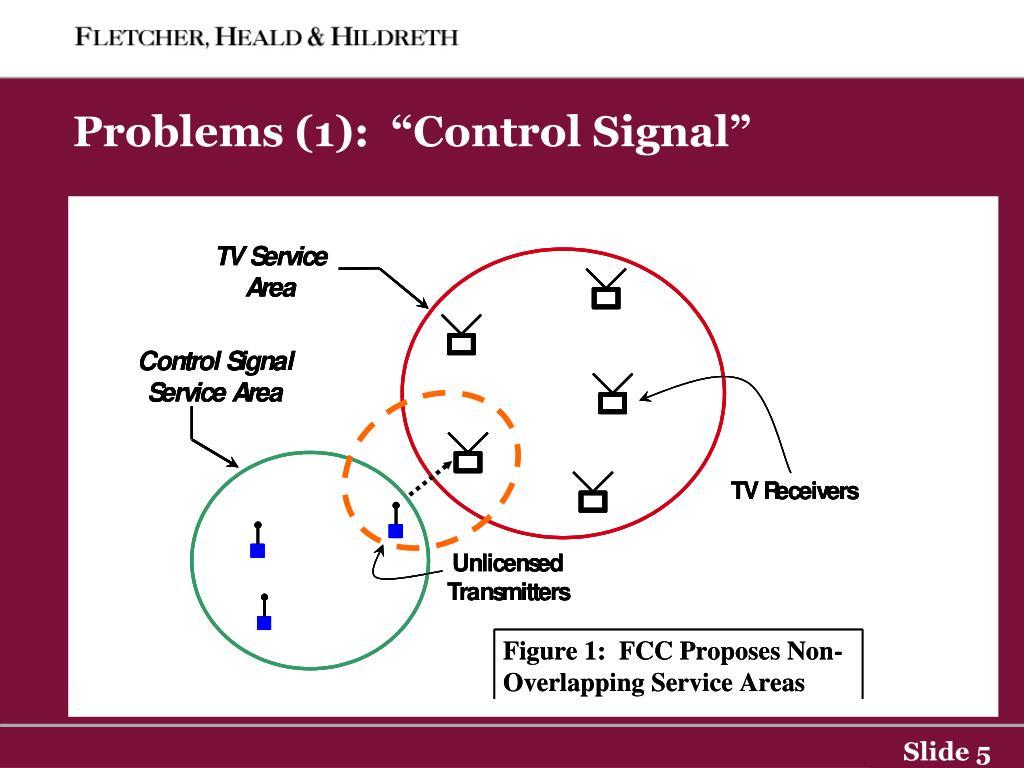 "Problems (1):  ""Control Signal"""
