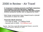 2008 in review air travel15
