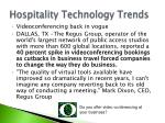 hospitality technology trends32