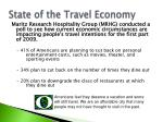 state of the travel economy10