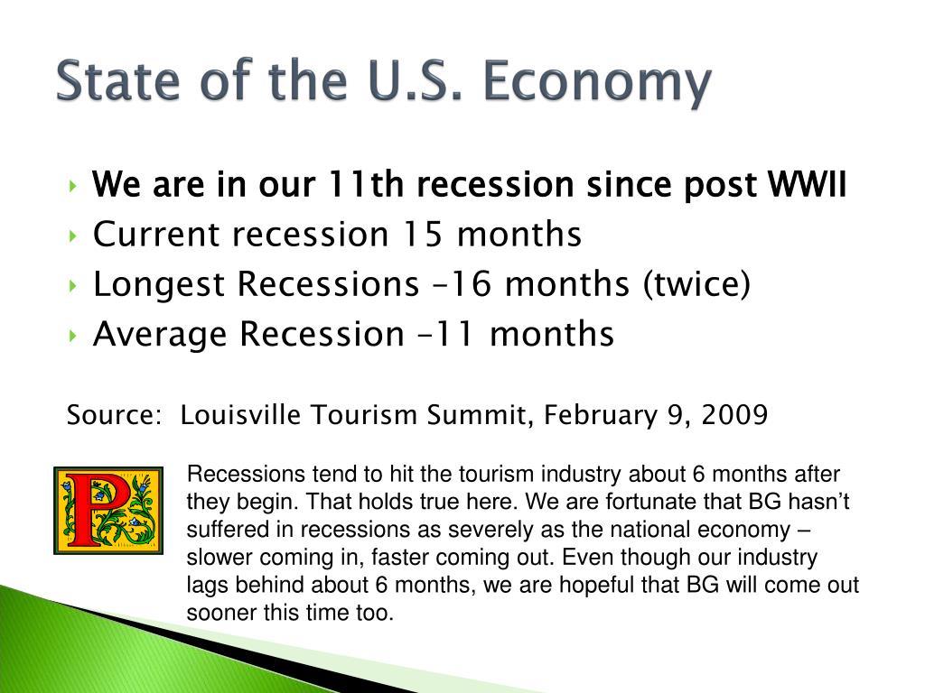 State of the U.S. Economy