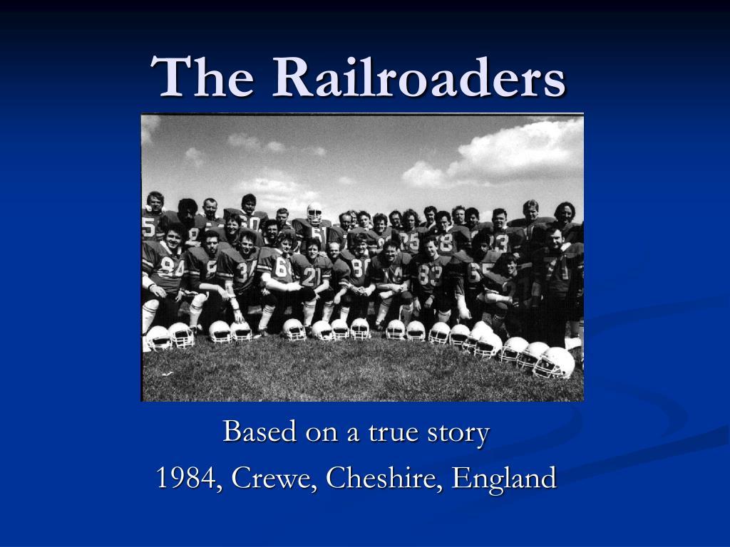 the railroaders l.