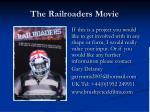 the railroaders movie