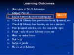 learning outcomes15