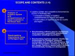 scope and contents 1 4