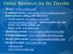 online resources for the traveler7
