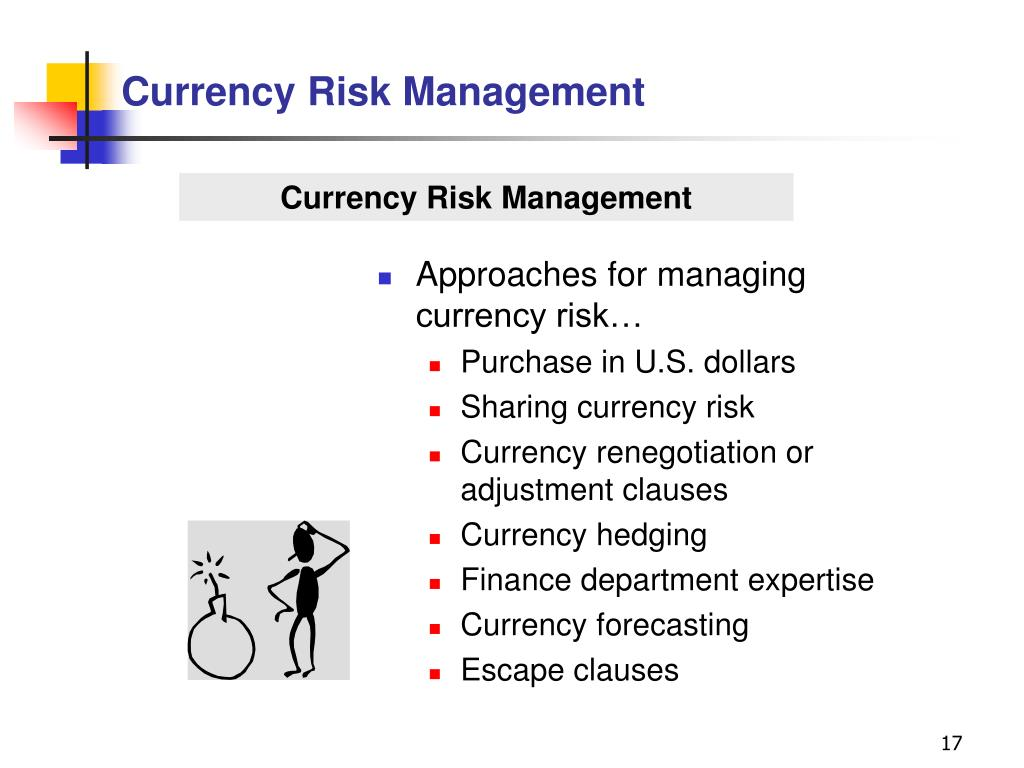 Currency Risk Management