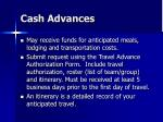 cash advances55