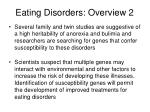 eating disorders overview 2