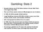 gambling stats 2