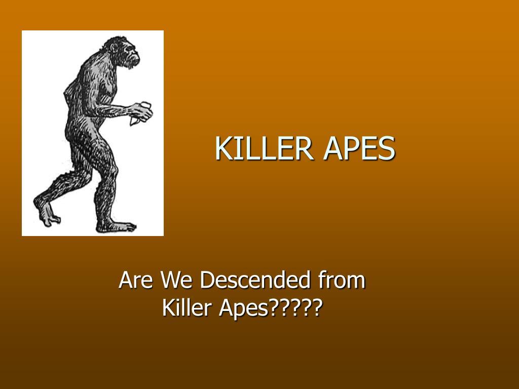 killer apes l.