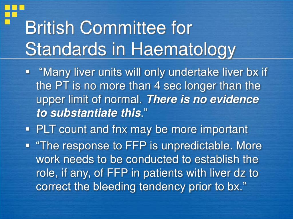 British Committee for Standards in Haematology