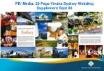 pr media 20 page vivaha sydney wedding supplement sept 06