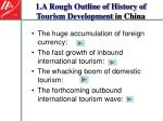 1 a rough outline of history of tourism development in china4